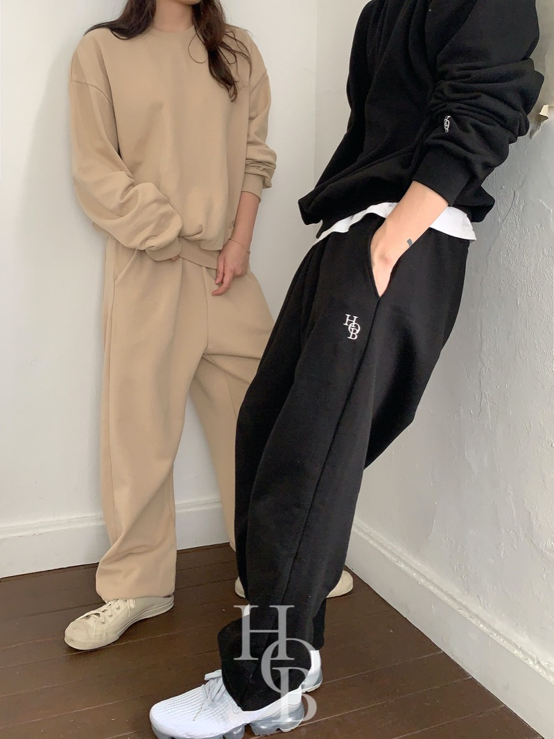 Ho I Bo Home Day Track Pants (3color)